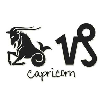 Capricorn designs Fake Temporary Water Transfer Tattoo Stickers NO.10053