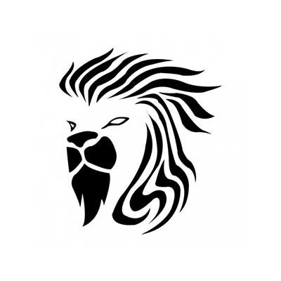 Leo Zodiac Designs Fake Temporary Water Transfer Tattoo Stickers No