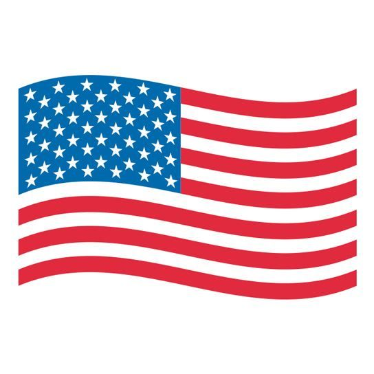 American Flag Design Water Transfer Temporary Tattoo(fake Tattoo) Stickers NO.12057