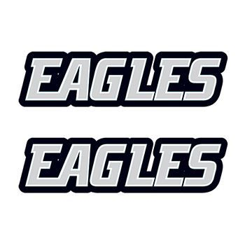 Eagles Text Design Water Transfer Temporary Tattoo(fake Tattoo) Stickers NO.14973