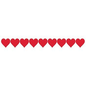 Hearts Armband Design Water Transfer Temporary Tattoo(fake Tattoo) Stickers NO.12291