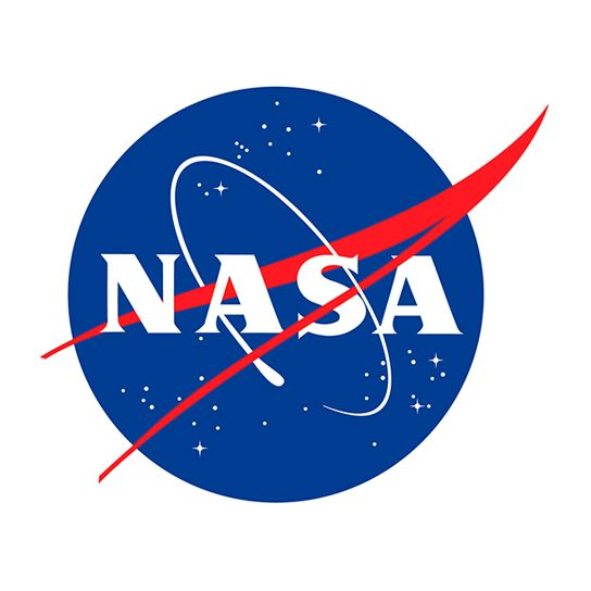 NASA Badge Design Water Transfer Temporary Tattoo(fake Tattoo) Stickers NO.14456
