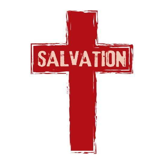 Red Cross Salvation Design Water Transfer Temporary Tattoo(fake Tattoo) Stickers NO.12929