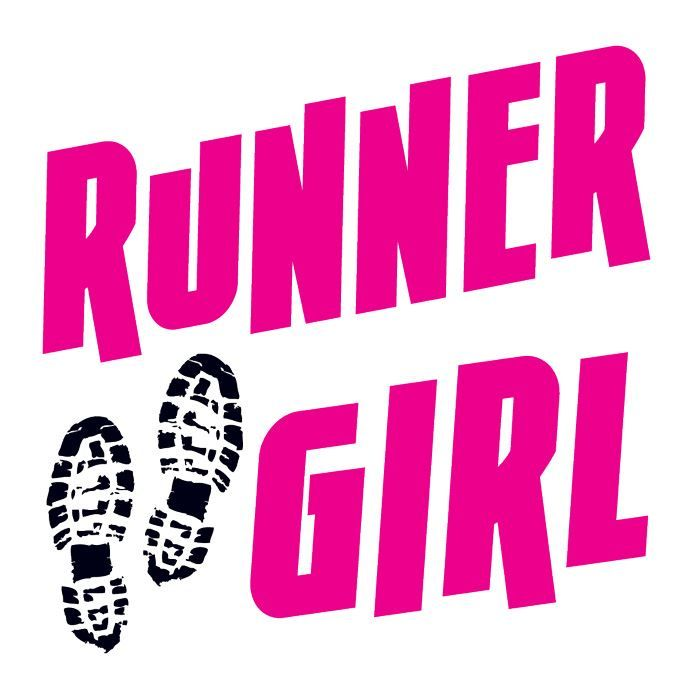 Runner Girl Design Water Transfer Temporary Tattoo(fake Tattoo) Stickers NO.15152