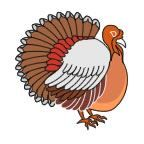 Traditional Turkey Design Water Transfer Temporary Tattoo(fake Tattoo) Stickers NO.13669
