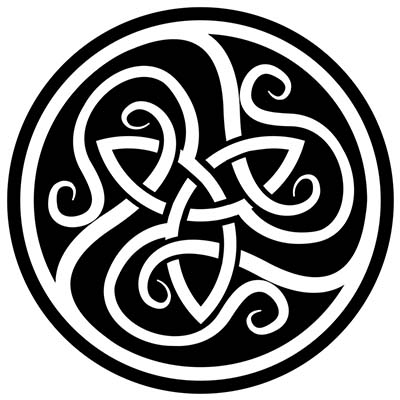 Celtic designs Fake Temporary Water Transfer Tattoo Stickers NO.10232